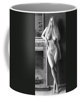 The Fire Within  Prints Only Coffee Mug