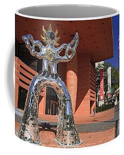 The Firebird At The Bechtler Museum In Charlotte Coffee Mug