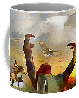 The First Americans - The Great Spirit Coffee Mug