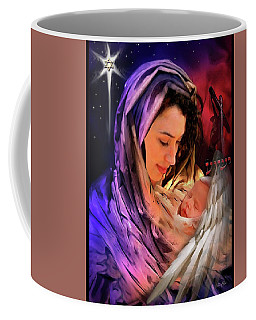 The First Christmas Coffee Mug