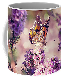 Coffee Mug featuring the photograph The First Day Of Summer by Linda Lees
