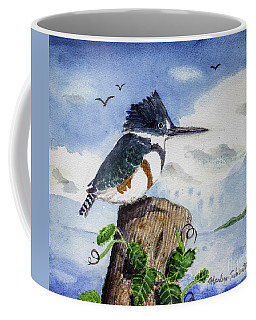 The Fisher Queen  Coffee Mug