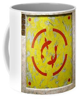 The Fishes Coffee Mug