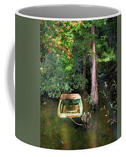 The Fishing Hole Coffee Mug