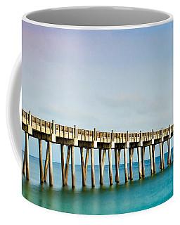 The Fishing Pier Coffee Mug