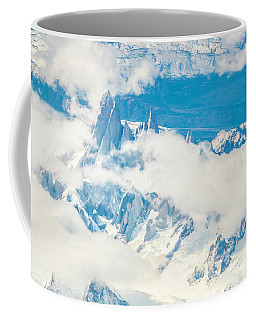 The Fitz Roy Coffee Mug by Andrew Matwijec