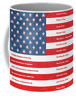 The Flag Coffee Mug