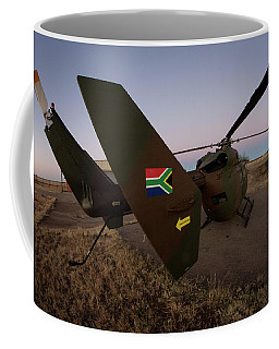 The Flag Coffee Mug by Paul Job
