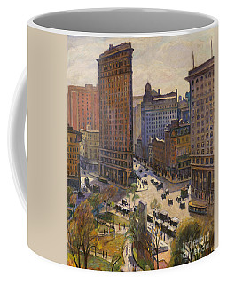 The Flatiron Building, 1919  Coffee Mug