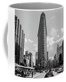 The Flatiron Building New York Coffee Mug