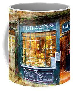 The Flax And Twine Coffee Mug