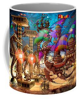 The Fleet Has Arrived Coffee Mug