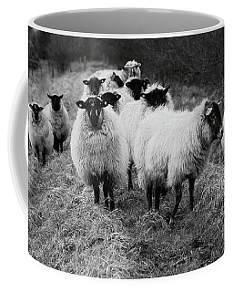 The Flock 1 Coffee Mug