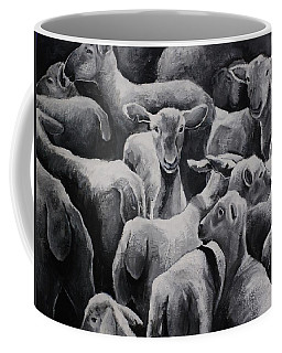 Flock 17 Coffee Mug by Jean Cormier