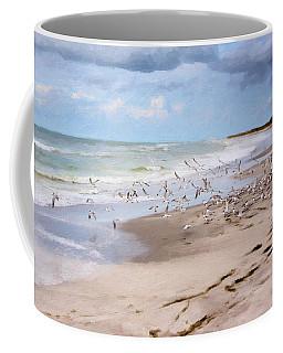 The Flock Coffee Mug