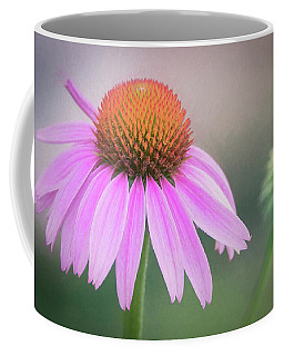 Coffee Mug featuring the photograph The Flower At Mattamuskeet by Cindy Lark Hartman