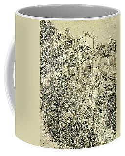 The Flower Garden, 1888 Coffee Mug