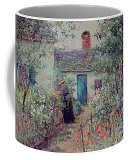 The Flower Garden Coffee Mug