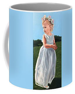 The Flower Girl Coffee Mug