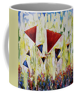 The Flower Party Coffee Mug