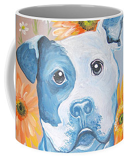 The Flower Pitt Coffee Mug