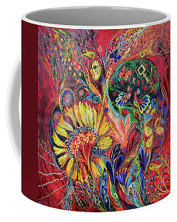 The Flowering Coffee Mug