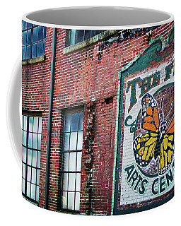 The Fly Arts Center Coffee Mug