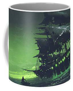 The Flying Dutchman Coffee Mug