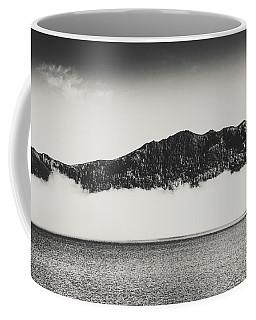 The Fog And The River Coffee Mug