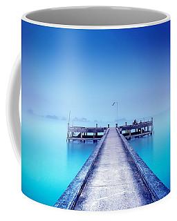 The Foggy Morning Coffee Mug