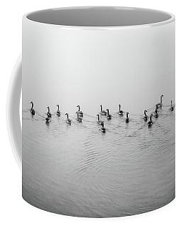 The Foggy Passage Coffee Mug
