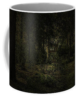 Coffee Mug featuring the photograph The Folly by Ryan Photography
