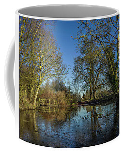 The Ford At The Street Coffee Mug
