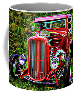 The Ford Coffee Mug by Steven Parker