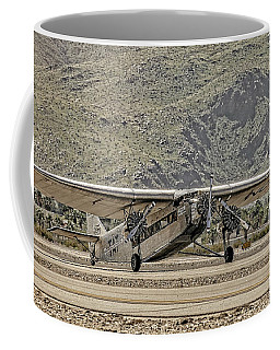 The Ford Trimotor Coffee Mug