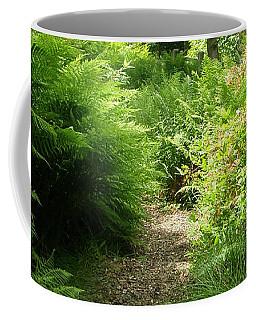 The Forest Path Coffee Mug