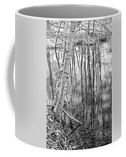 Coffee Mug featuring the photograph The Forest Within by Kathi Mirto