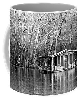 Coffee Mug featuring the photograph The Forgotten by Debra Forand