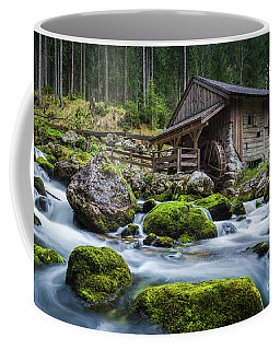 The Forgotten Mill Coffee Mug by JR Photography