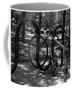 Coffee Mug featuring the photograph The Forgotten by Stuart Manning