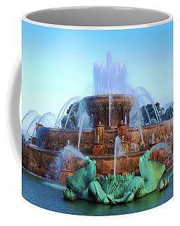 the Fountain Coffee Mug