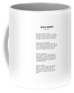 The Four Agreements 5 Coffee Mug