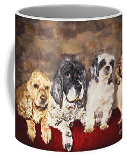 The Four Amigos Coffee Mug