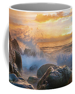 Coffee Mug featuring the photograph The Four Elements by Dmytro Korol