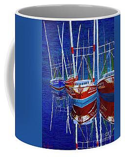 The Four Ladies Coffee Mug