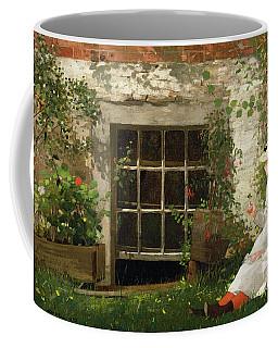 The Four Leaf Clover Coffee Mug