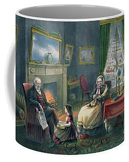 The Four Seasons Of Life  Old Age Coffee Mug