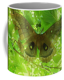 The Fourth Day-a Dying Giant.. Coffee Mug
