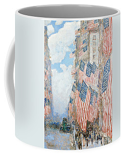 The Fourth Of July Coffee Mug