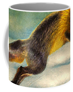 The Fox Hop Coffee Mug